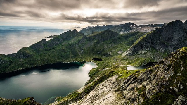 The beautiful wilds of the Northern Norway--2