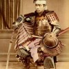 Very Rare Color Photographs Of Samurais Resurface