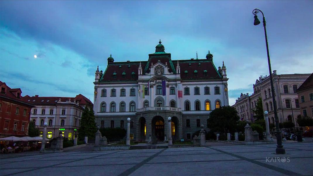 wander the enchanting streets of ljubljana the little