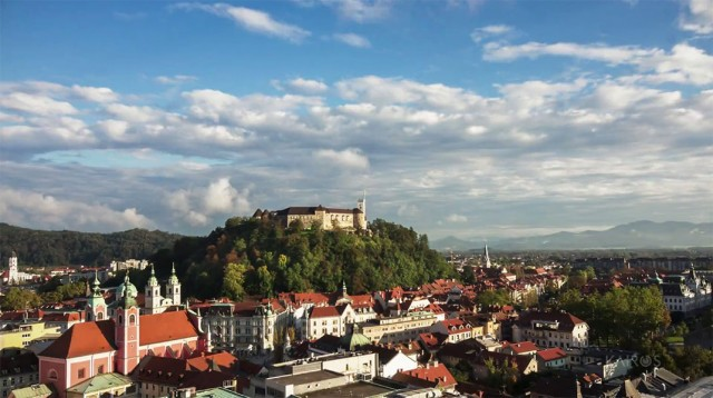 Wander The Enchanting Streets of Ljubljana, The Little Known Capital Of Slovenia-