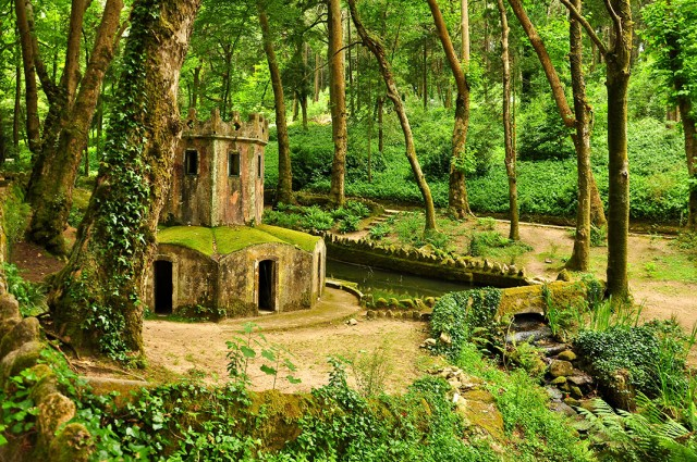 Discover Sintra-Portuguese City Where Beautiful Architecture Perfectly Coexists With Nature--6