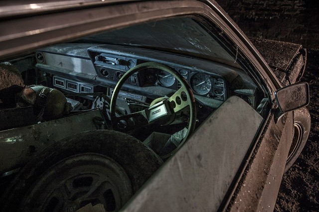 Explore The Mysterious Cemetery Of Abandoned Cars In The Depths Of Liverpool-
