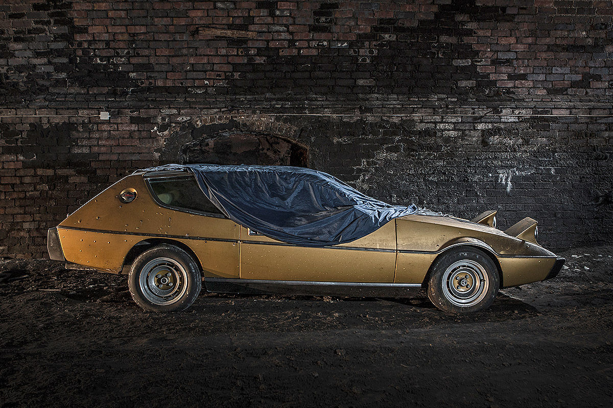 Explore The Mysterious Cemetery Of Abandoned Cars In The