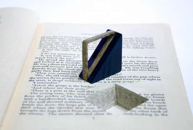 Jeremy Gives New Life To Old Book Pages Turning Them Into Delicate Jewelry--1