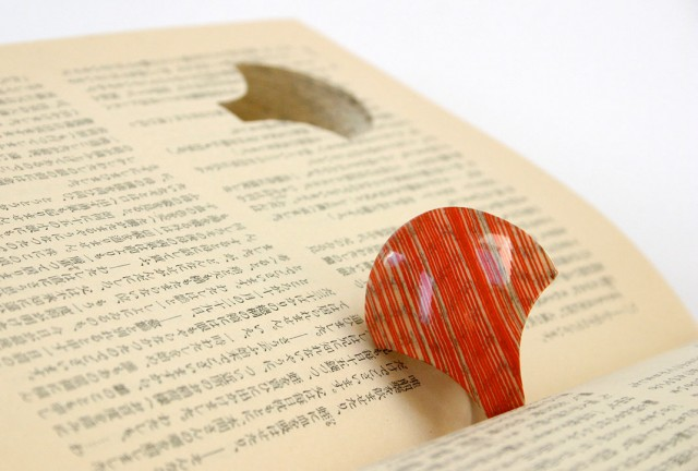 Jeremy Gives New Life To Old Book Pages Turning Them Into Delicate Jewelry--8