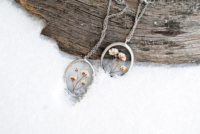 This Beautiful Jewelry Carefully Preserves The Beauty Of Nature--13