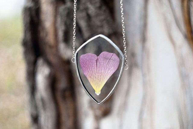 This Beautiful Jewelry Carefully Preserves The Beauty Of Nature--4