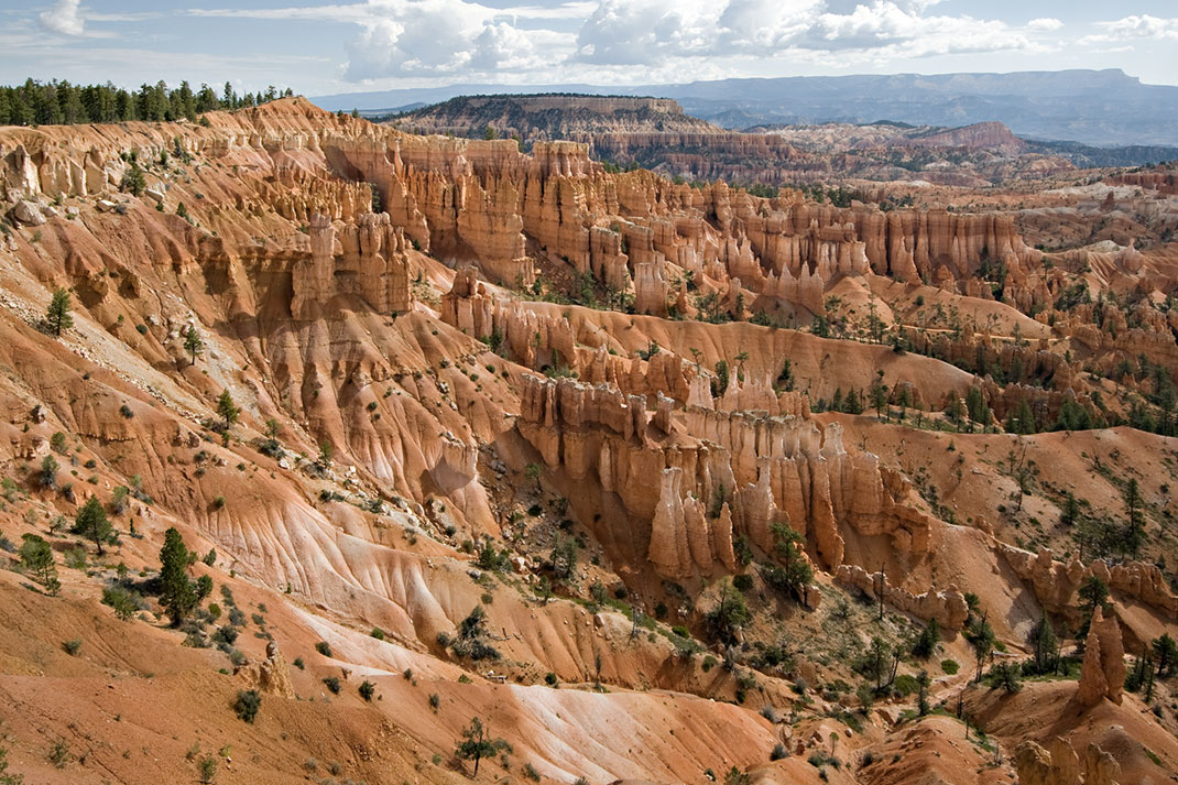 Bryce Canyon National Par United States  city photos gallery : Bryce Canyon rocks are younger than the magnificent Grand Canyon, but ...