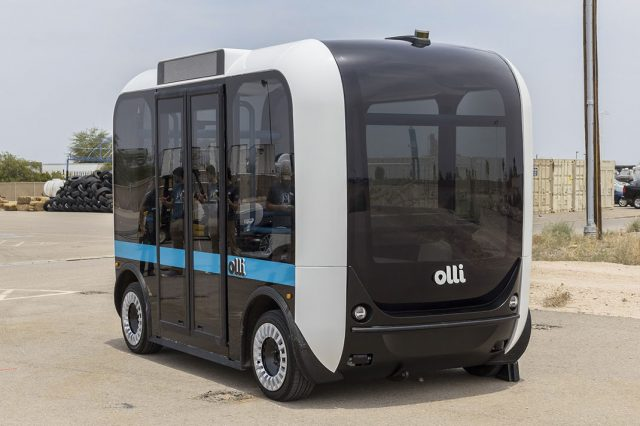 Olli Is A 3D Printed Electric Minibus That Can Be Printed In A Day--1