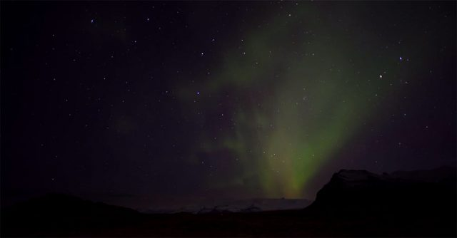 Iceland unveils its haunting landscapes--29