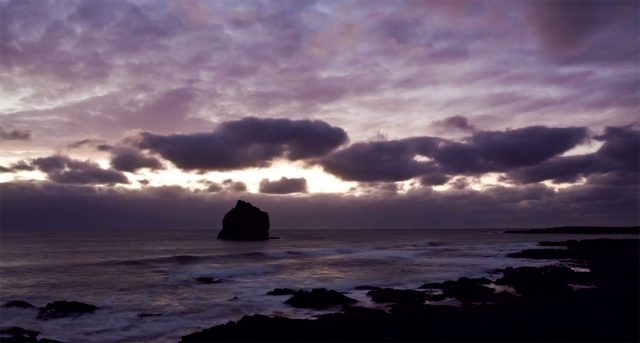 Iceland unveils its haunting landscapes--5