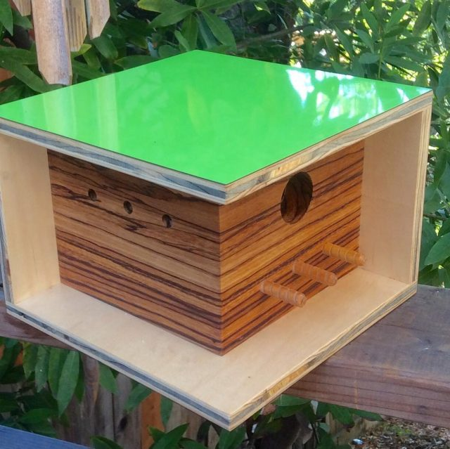 Beautiful Bird Homes 6