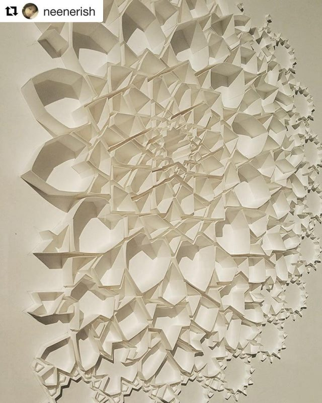 Matthew Produces Ultra Detailed Sculptures From Simple Pieces Of Paper 2