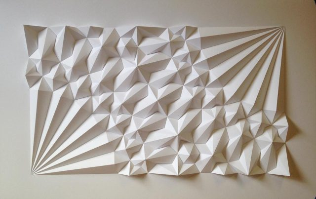Matthew Produces Ultra Detailed Sculptures From Simple Pieces Of Paper 3