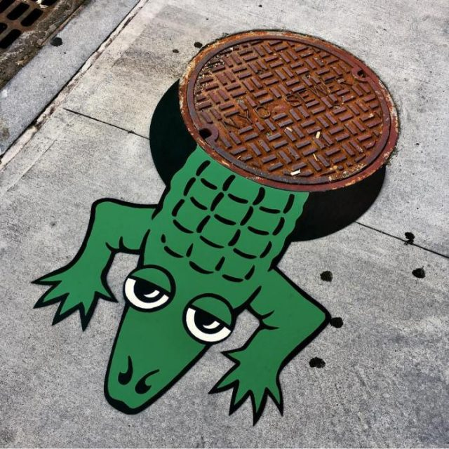 Tom Bob's amusing creations That Perfectly Fits In Urban Landscape--2