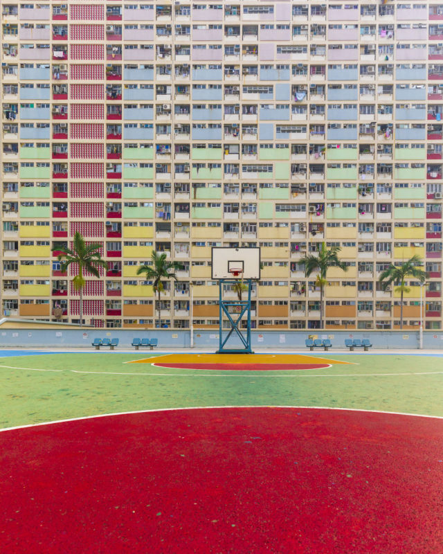 1 Choi Hung Estate Basketball Court