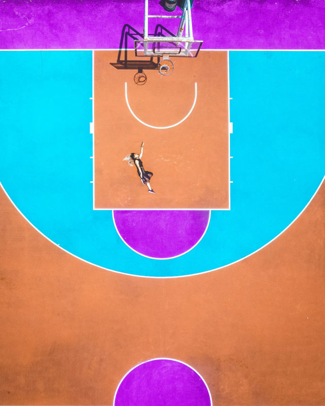 7 Basketball Playground
