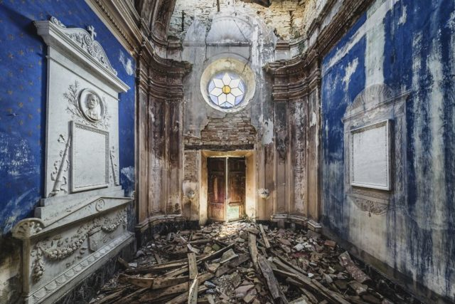 A Church In Italy