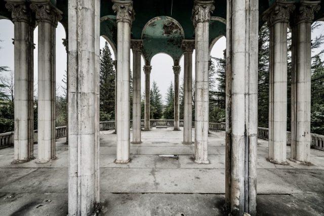 Sanatorium In Abkhazia