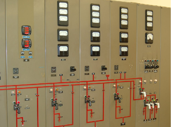 Chapter 25 Electric Power Measurement And Control Systems