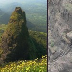 Kalavantin Durg near Panvel, India.