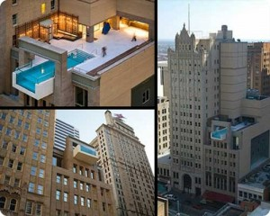 Joule Hotel. Dallas, USA