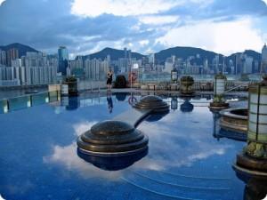 Harbour Plaza Hotel. Hong Kong, China