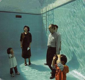 Reversed in Kanazawa City, Japan Pool.