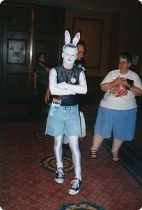 Top Funny rabbit disguises