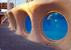The Glass Pool, Las Vegas. United States