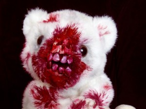 Abominable And Bloody Bears To Design Enfants
