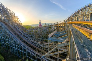 Nara Dreamland-Japanese abandoned amusement park