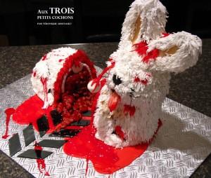 Poor little bunny