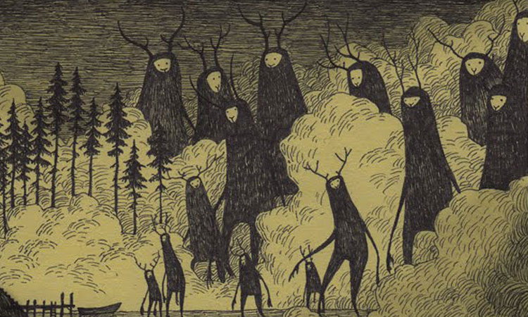 John Kenn shares with you his childhood nightmares