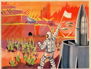 How Did The French Artists Saw The Future In 1950's-19