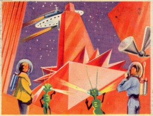 How Did The French Artists Saw The Future In 1950's-2