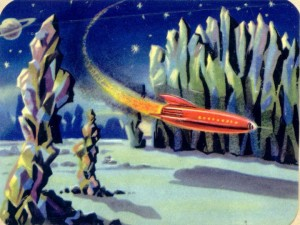 How Did The French Artists Saw The Future In 1950's-24
