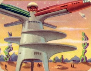 How Did The French Artists Saw The Future In 1950's-26