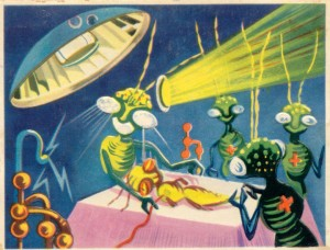 How Did The French Artists Saw The Future In 1950's-51