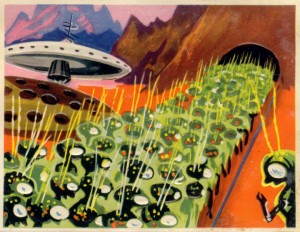 How Did The French Artists Saw The Future In 1950's-55