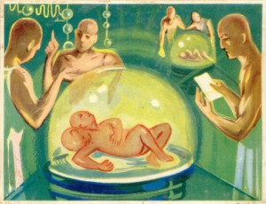 How Did The French Artists Saw The Future In 1950's-76