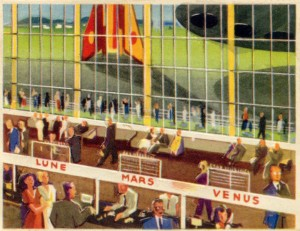 How Did The French Artists Saw The Future In 1950's-9