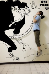 Gaikuo-Captain-An Artist Gives Life To His Drawings In A Unique Way -1