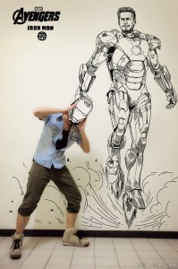 Gaikuo-Captain-An Artist Gives Life To His Drawings In A Unique Way -6