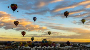 Balloon Festival of Albuquerqe Witness The Soaring Of Hundred Of Beautifu Balloons-1