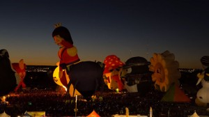 Balloon Festival of Albuquerqe Witness The Soaring Of Hundred Of Beautifu Balloons-13