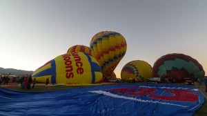 Balloon Festival of Albuquerqe Witness The Soaring Of Hundred Of Beautifu Balloons-6
