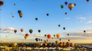 Balloon Festival of Albuquerqe Witness The Soaring Of Hundred Of Beautifu Balloons-9