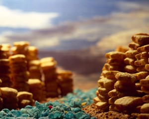 Cerealism-Amazing Artworks And landscapes Created Using Breakfast Cereals-2