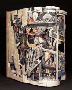 Brian Gives A New Life To Old Books By Carving Them Into Sculptures-12